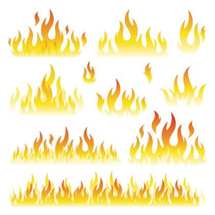 炎イラスト02グラフィック素材集so Netブログ